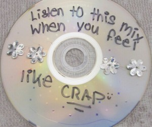 cd and music image