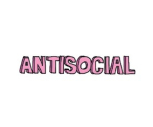antisocial, background, and wallpaper image