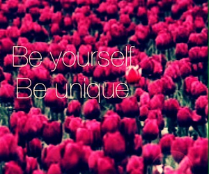 be yourself, text, and you're perfect image