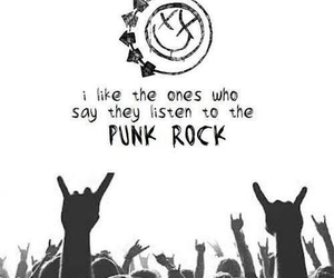 blink-182, music, and punk rock image