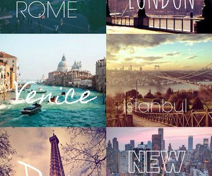 london, venice, and istanbul image