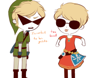 crossover, homestuck, and dave strider image