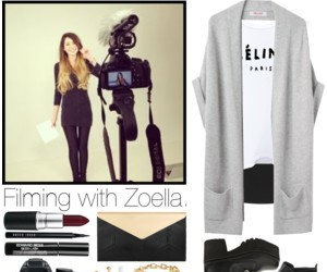 outfit and zoella image