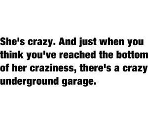 crazy, quote, and text image