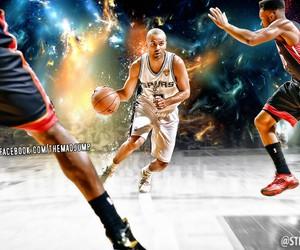 Basketball, cole, and spurs image