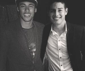 neymar, james rodriguez, and colombia image