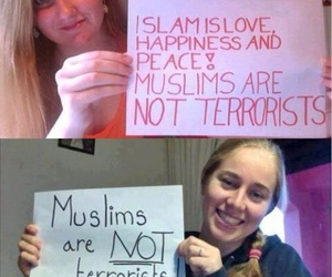 islam, muslim, and charlie image
