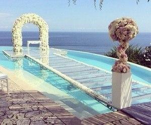 wedding, beautiful, and Dream image