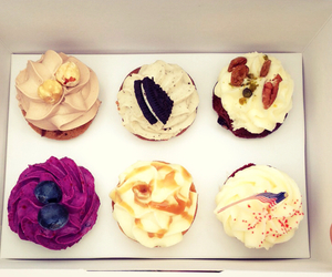 carrot cake, cupcakes, and delicious image