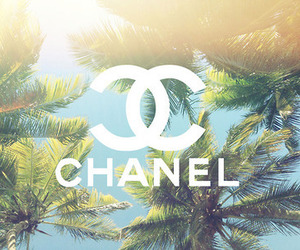 blue, chanel, and cool image