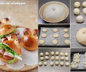 food and frog image