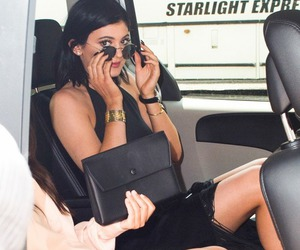 kylie jenner, fashion, and tumblr image