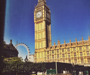 london, Londres, and bigben image