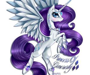 my little pony and rarity image