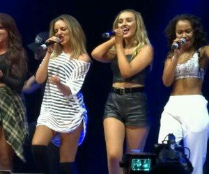 jade, on stage, and leigh-anne image