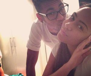 neymar, neymar jr, and sister image