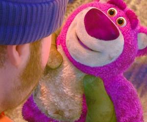 bear, toy story, and lotso image