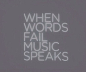 music, grunge, and words image
