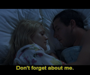 50 first dates, movie, and love image