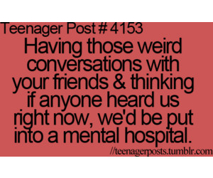 friends, funny, and teenager post image