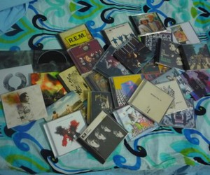 bands, panic! at the disco, and cds image