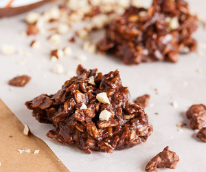 coconut, Cookies, and nuts image