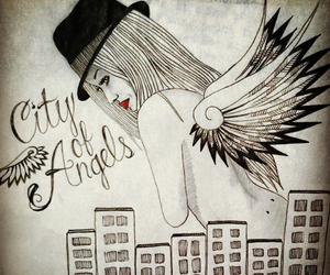 city of angels and la image