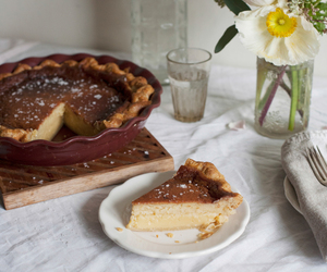 delicious, pie, and kinfolk image