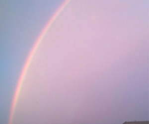 pastel, rainbow, and no filter image