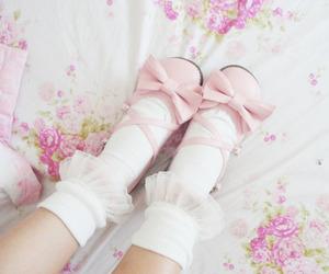 fashion, lolita, and shoes image
