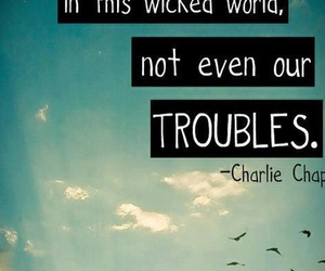 beautiful, charlie, and clouds image