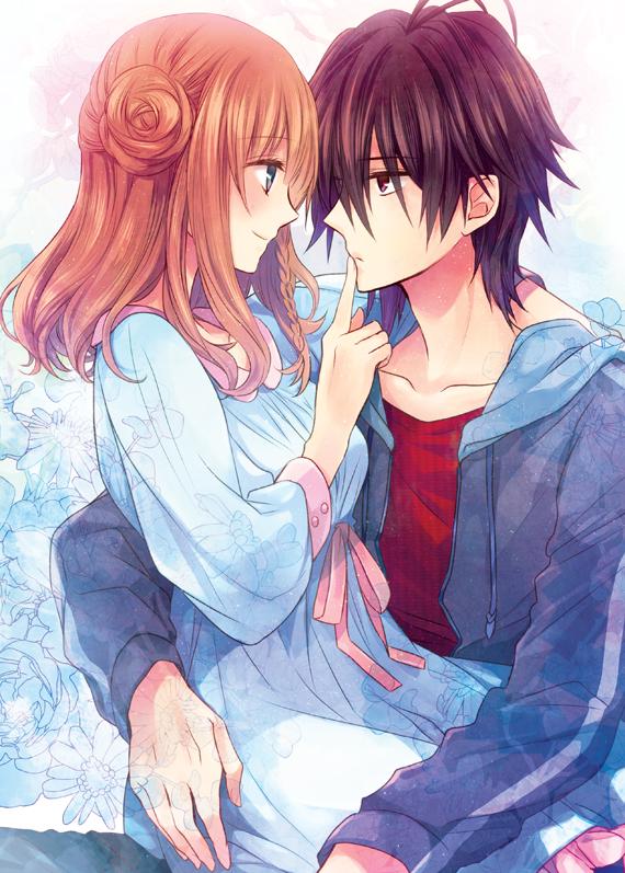 Anime Anime Girl Anime Boy Couple Anime Amnesia Amnesia
