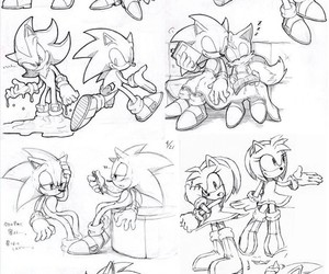 blaze, shadow, and silver image