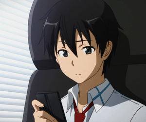 anime and sword art online image