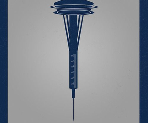 seattle and wallpaper image
