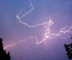 grunge, storm, and thunder image