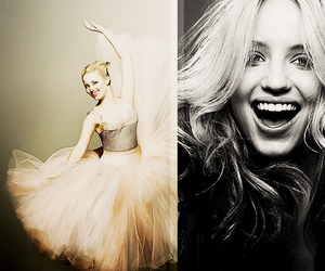 ballet and dianna agron image