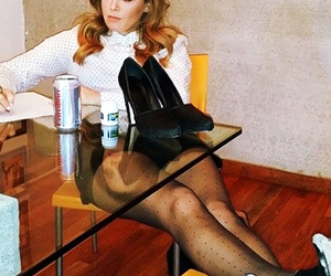 drink, fashion, and shoes image
