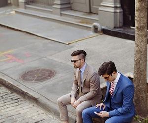 beard, gentlemen, and luxury image