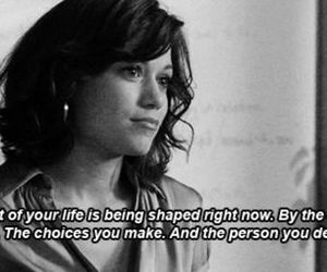 one tree hill, life, and quote image