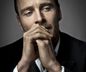 actor, handsome, and michael fassbender image