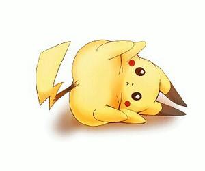 cute, pikachu, and kawaii image