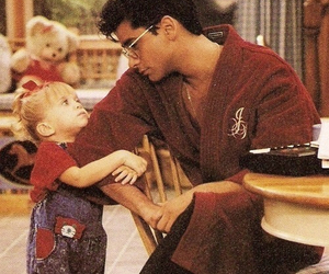 full house, love, and childhood image