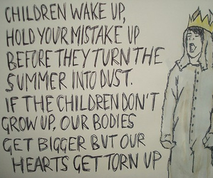 arcade fire, wake up, and where the wild things are image