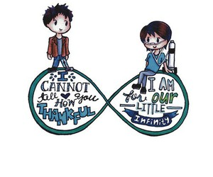 tfios, infinity, and the fault in our stars image