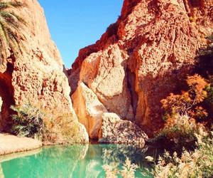 morocco, travel, and tunisia image