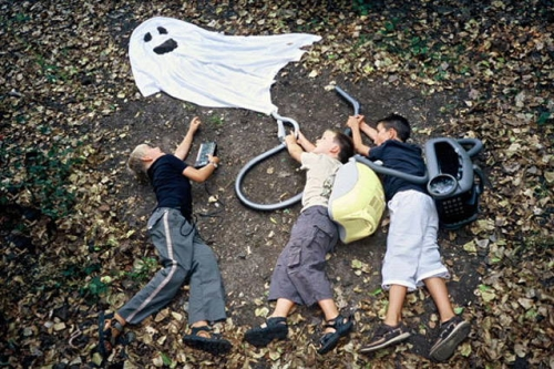 ghost, Ghostbusters, and boys image