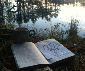 freedom, lake, and nature image