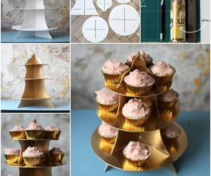 diy and cupcake image