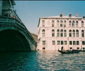 italy, love, and river image